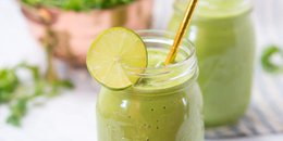 Guava Green Smoothie