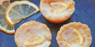 No Bake Lemon Mini Tarts