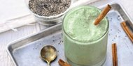 Chia Smoothie with Spirulina