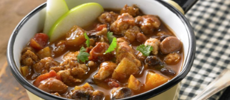 Zesty White Bean & Turkey Chili