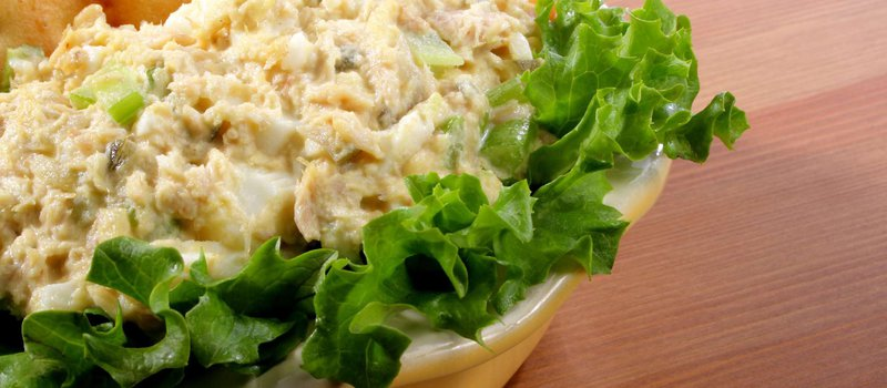 3-Ingredient Tuna Salad