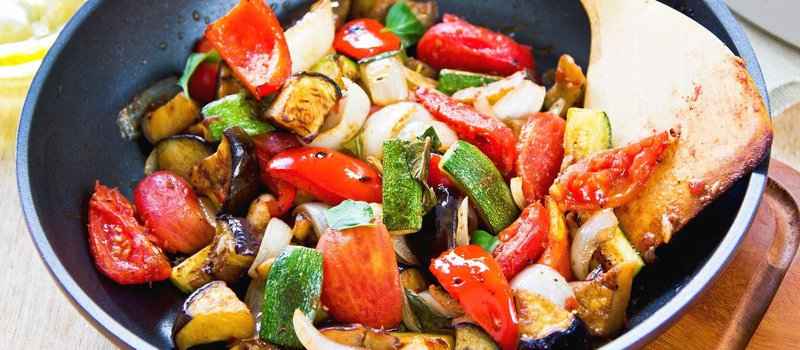 Quick Ratatouille