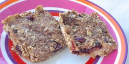 Raw Energy Bar Recipe