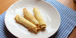 Grain Free Low-Carb Coconut Flour Crepes