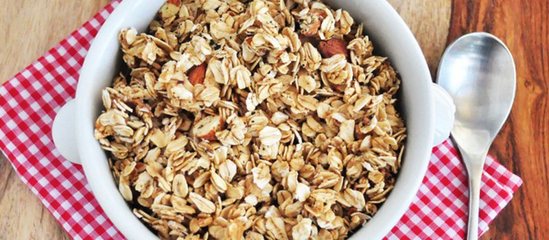 Granola, Low-Sugar