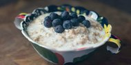 Fermented Steel Cut Oatmeal Delight