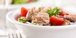 Bean Salad with Tuna ( Copy )