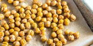 3-Ingredient Roasted Chickpeas
