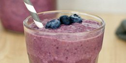 Blueberry Smoothie ( Keto )