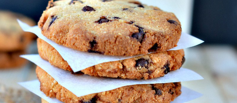 Grain Free Chocolate Chips Cookies