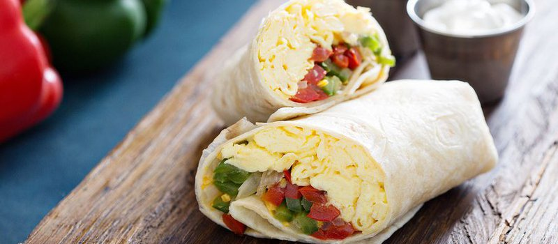 21 Day Fix Breakfast Burrito