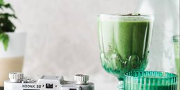 Blueberry Greens Healing Smoothie