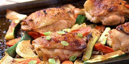 One-Pan Herb Chicken & Veggies