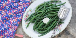 Perfect Steamed Green Beans