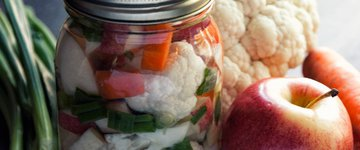 Lacto-Fermented Vegetable Medley