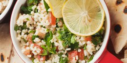 Apple Bulgur Salad