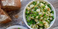 Moroccan Potato Salad