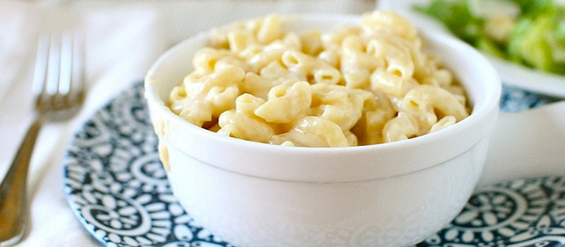 Creamy Stove-Top Macaroni & Cheese