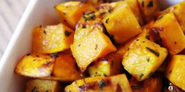 Herbed Roasted Butternut Squash