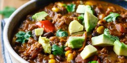 Killer Vegan Chili