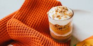 Protein-Packed Pumpkin Pie Parfait