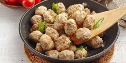 Spiced Turkey and Zucchini Meatballs