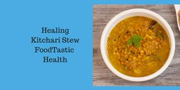 Healing Kitchari Stew