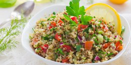Protein Packed Grain Salad ( Copy )