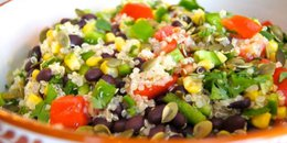 Anne's Black Bean Quinoa Salad