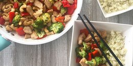 Whole30 Cashew Chicken
