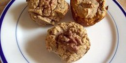 Grain Free Banana Nut Muffins (Gaps)