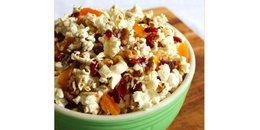 Fruit 'n Nut Protein Popcorn Snack Mix