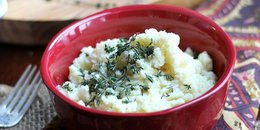 Vegan Buttermilk Mashed Potatoes
