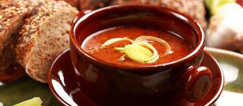 Hungarian Vegetarian Soup (Goulash)