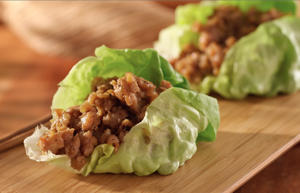 Lettuce Wrapped Tacos