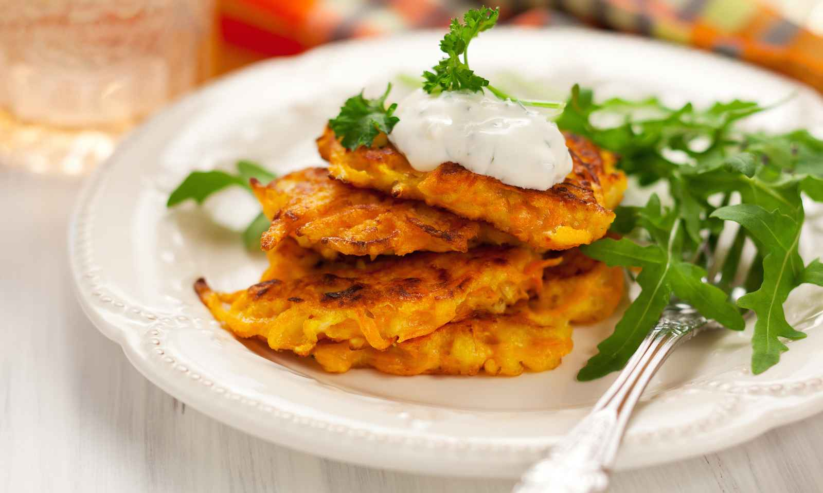 Carrot Potato Pancakes