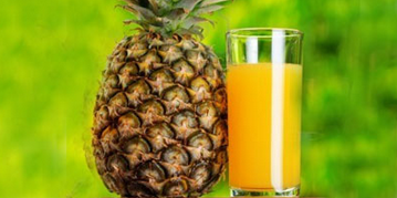 Pineapple Blitz Juice