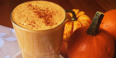 Pumpkin Pie Fall Smoothie