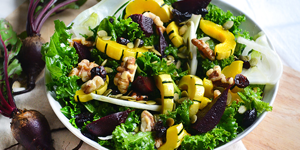 Cleanse Kale Salad