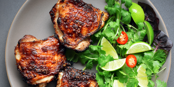 Vietnamese Lemongrass Chicken