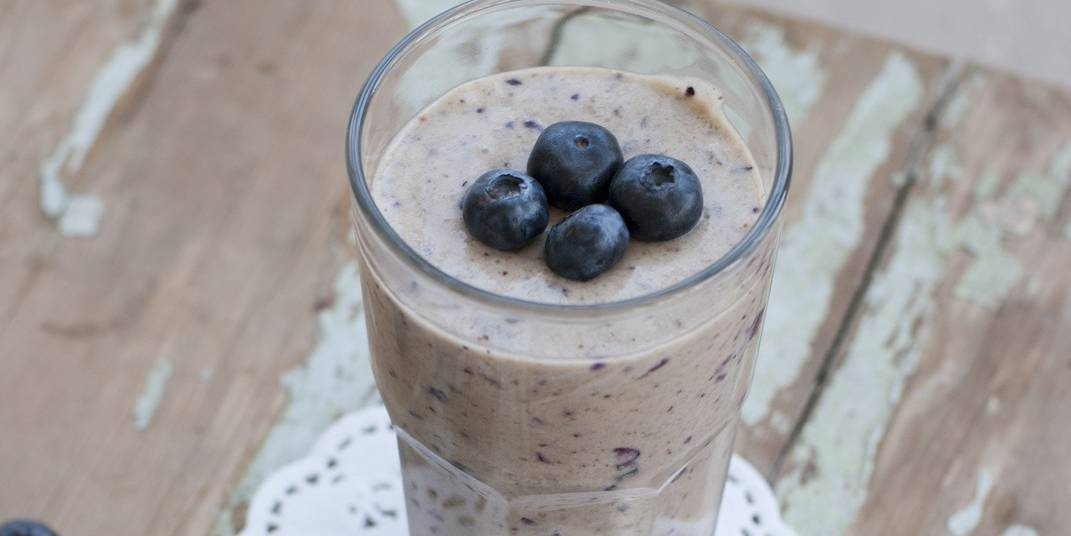GP's Morning GOOP Smoothie - Refined