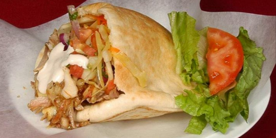 Make-Ahead Chicken Shawarma