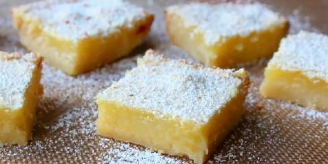 Little Lemon Squares