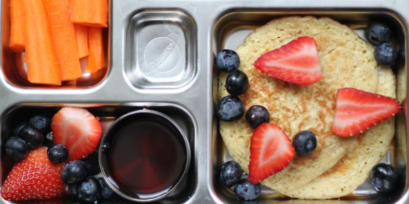 Lunch Box Pancakes