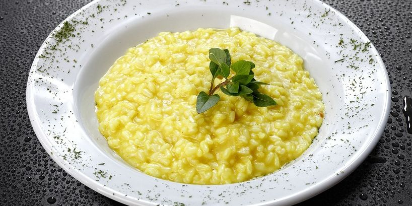 Quick and Easy Cheater Risotto