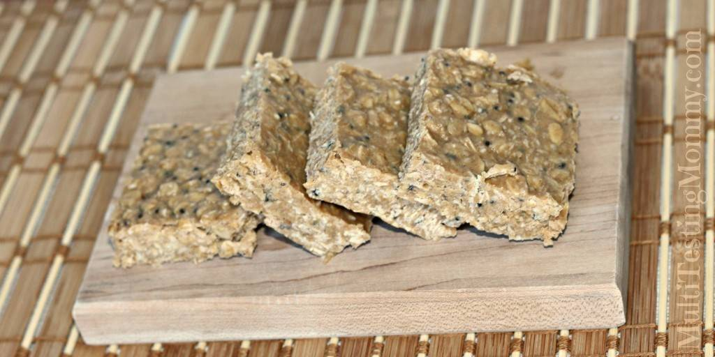 Healthy Oatmeal Power Bars