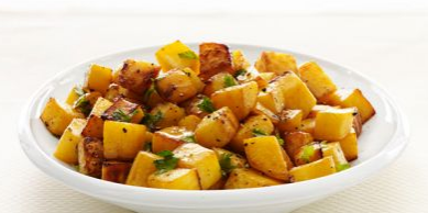 Roasted Rutabaga