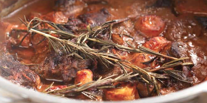 Braised Beef and Vegetable Stew