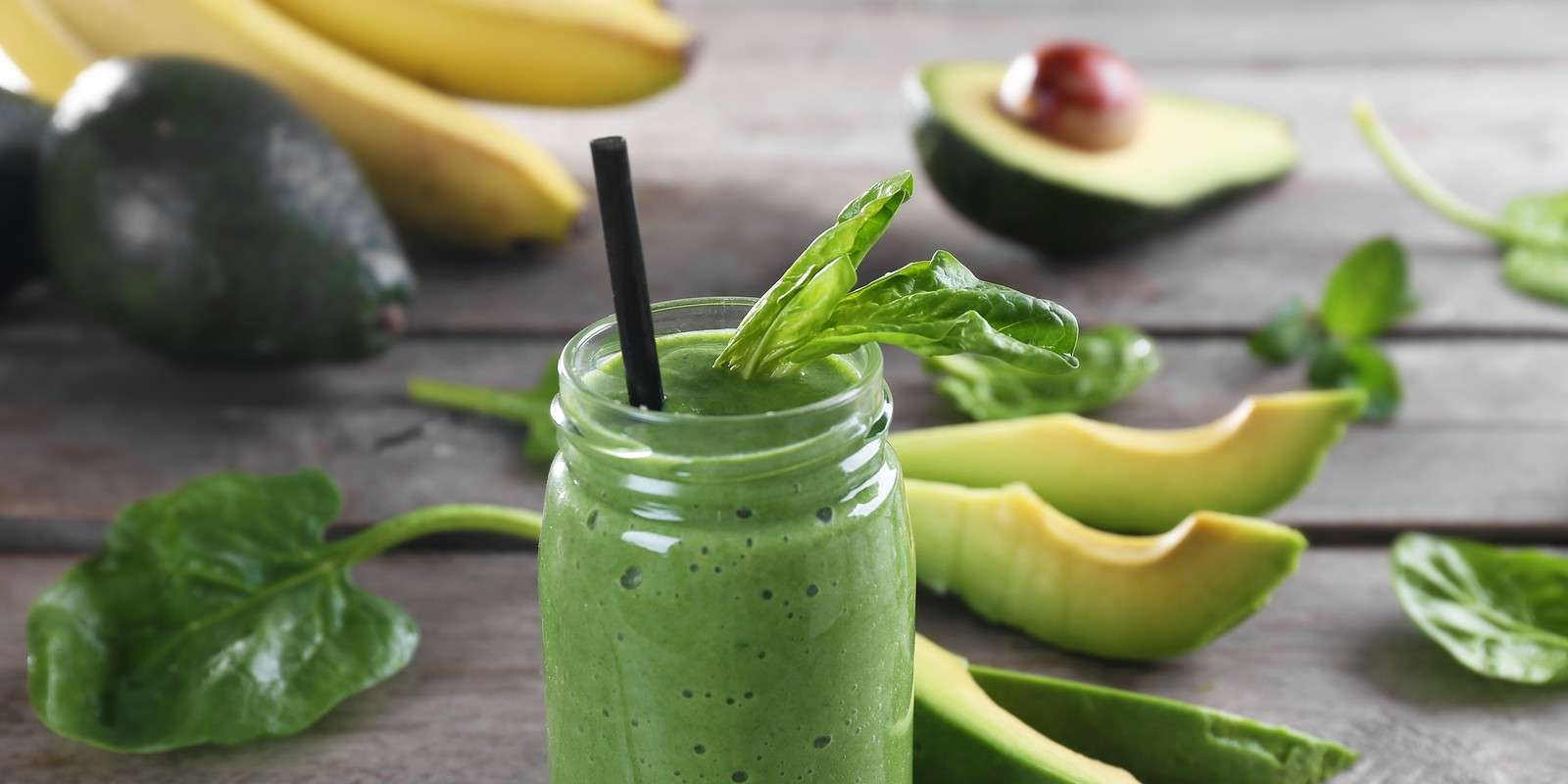 Mighty Brain Booster Smoothie