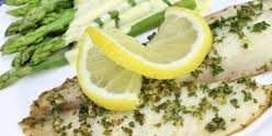 Lemon Pepper Halibut